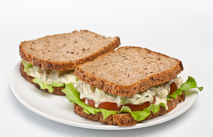 10 yummy breakfast recipes to try out for weight gain healthy breakfast for weight gain paneer almond sandwich pinit forumfinder Gallery