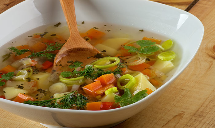 Yummy Vegetable Soup Recipes For Weight Loss12