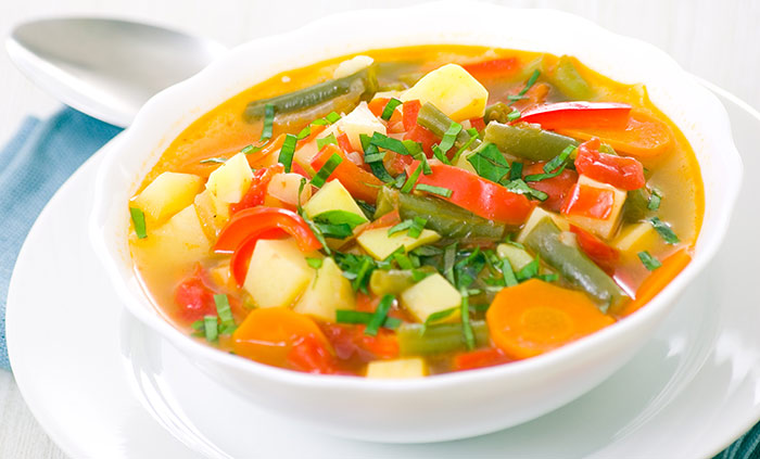 Yummy Vegetable Soup Recipes For Weight Loss13