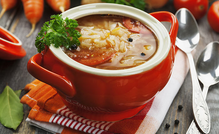 Yummy Vegetable Soup Recipes For Weight Loss8