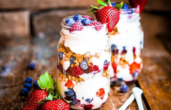 10 yummy breakfast recipes to try out for weight gain healthy breakfast for weight gain granola with nuts whole forumfinder Image collections