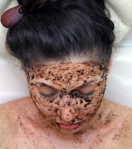 DIY- 4 Simple Steps To Prepare A Coffee Mask For Your Skin