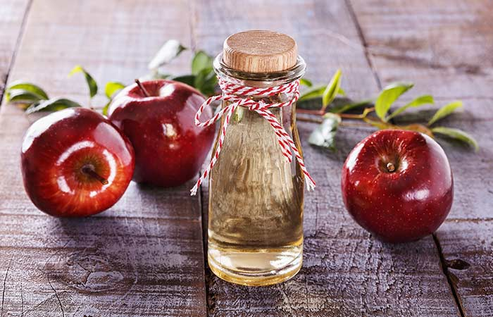 3. Apple Cider Vinegar