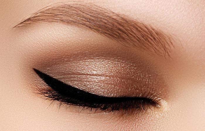 Metallic Shades For Brown Eyes