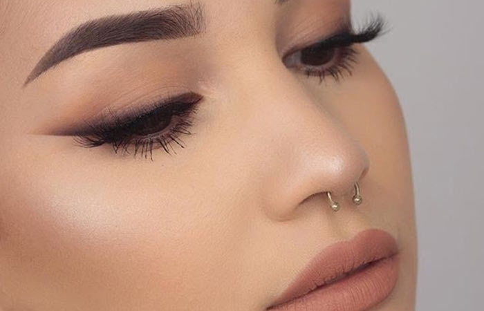 Soft Brown Eyeshadow Makeup For Brown Eyes