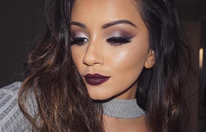 Taupe Brown Eyeshadow Makeup For Brown Eyes