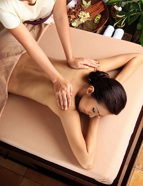Sore Muscles - Get A Professional Massage