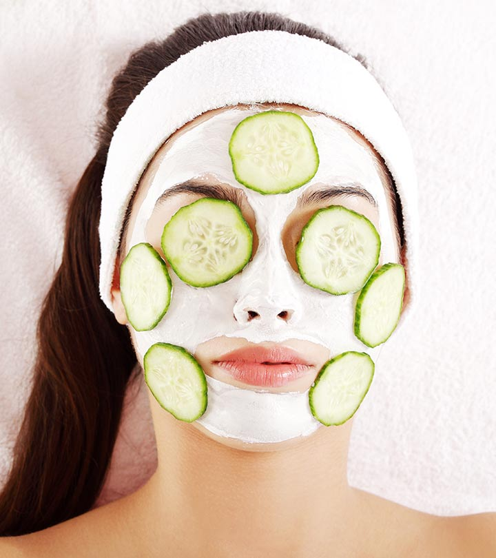 How To Make Your Own Vegetable Peel Facial At Home