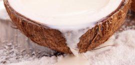 6 Health Benefits Of Coconut Milk Powder
