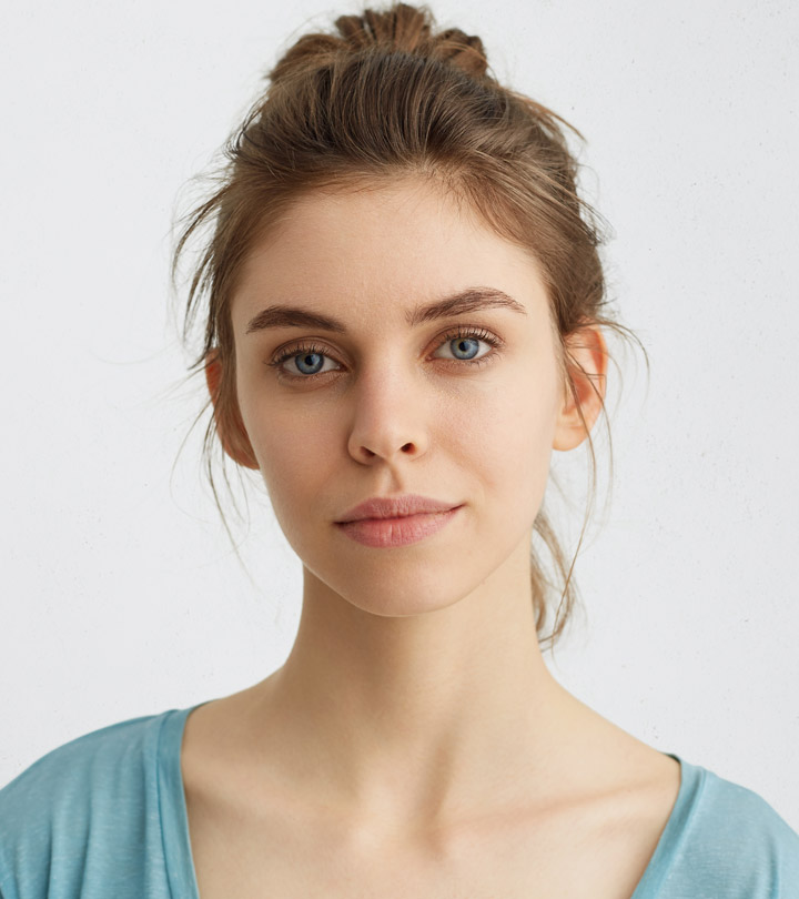 5 Perfect Eyebrow Shapes For Heart Shaped Face