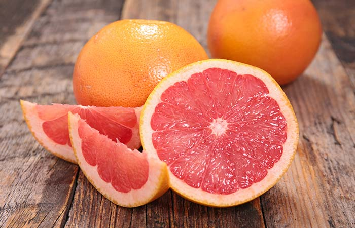 8. Grapefruit Seed Extract