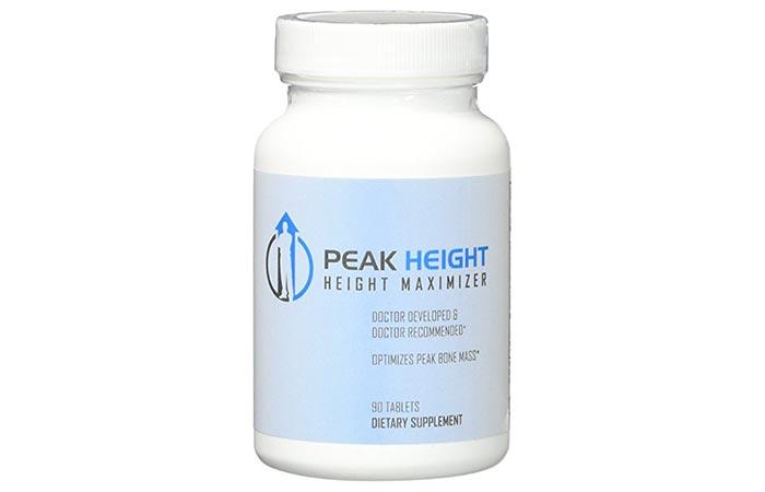8. Peak Height