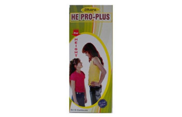 9. He Pro Plus Capsules