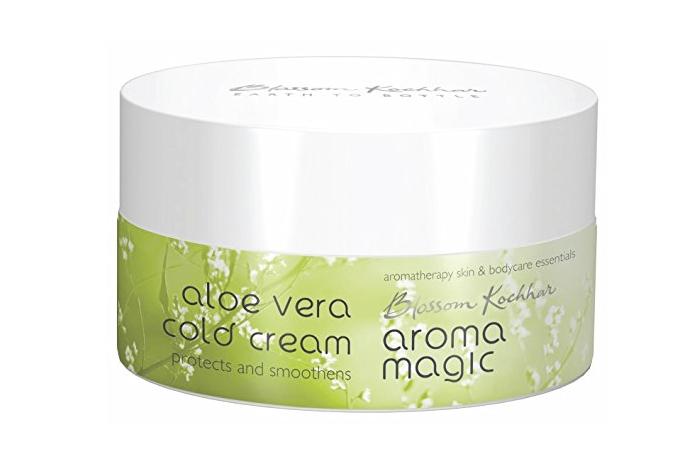Winter Face Cream - Aloe Vera Cold Cream By Aromamagic