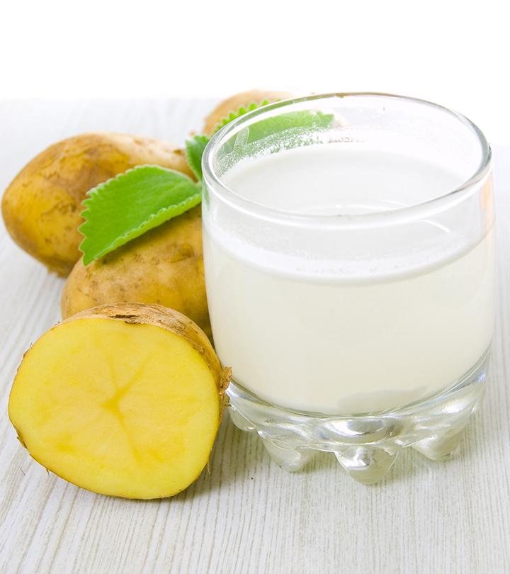 Beauty-Recipes-Of-Potato-Juice