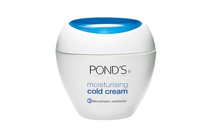 Best Face Cream For Winter - Pond's Moisturizing Cold Cream