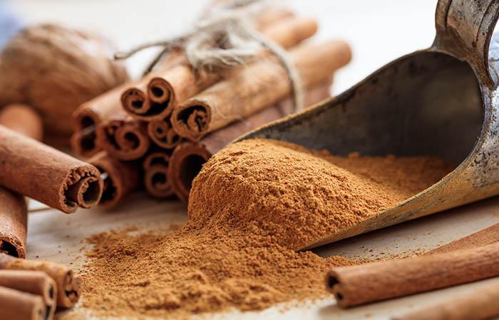 6. Bleach Hair With Cinnamon