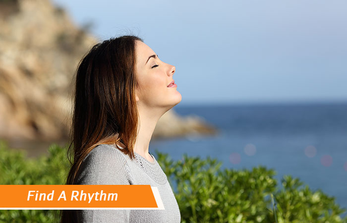 Find A Rhythm - Breathing exercises to treat Headache
