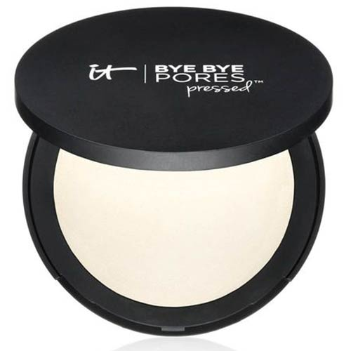 How To Make Pores Smaller With Makeup - Finishing Powder