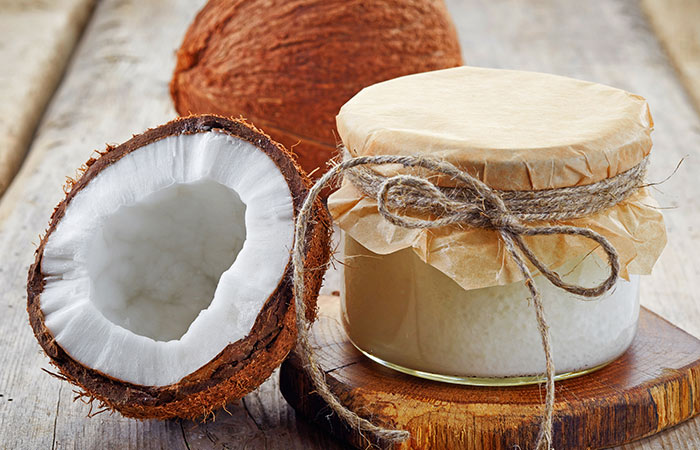 Camphor Oil For Acne - Coconut Oil And Camphor