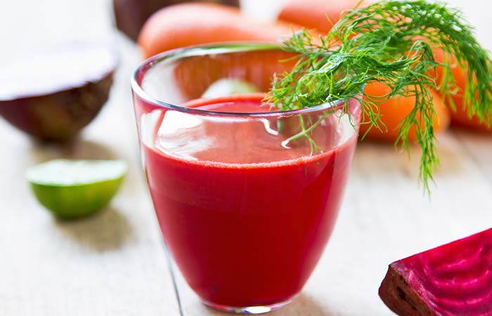 2. Carrot And Beetroot Juice For Weight Loss