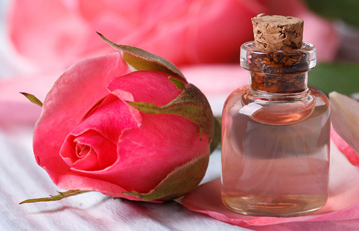 Coconut Oil For Acne - Camphor Oil, Rose Water And Gram Flour