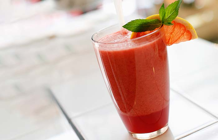 5. Grapefruit And Beetroot Juice For Weight Loss