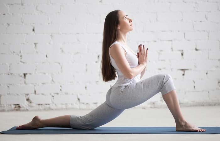Hip Flexor Stretches - Kneeling Hip Flexor Stretch