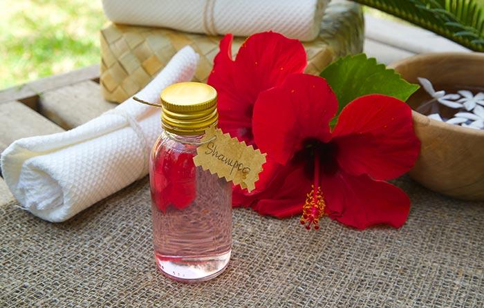 6. Hibiscus Shampoo