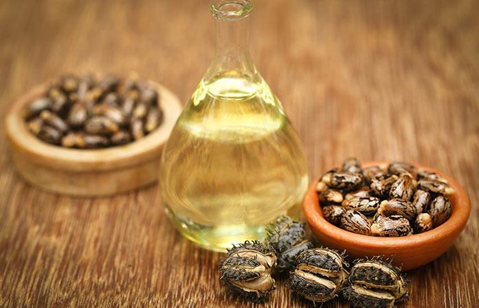 Castor Oil For Eyebrows - Castor Oil Massage