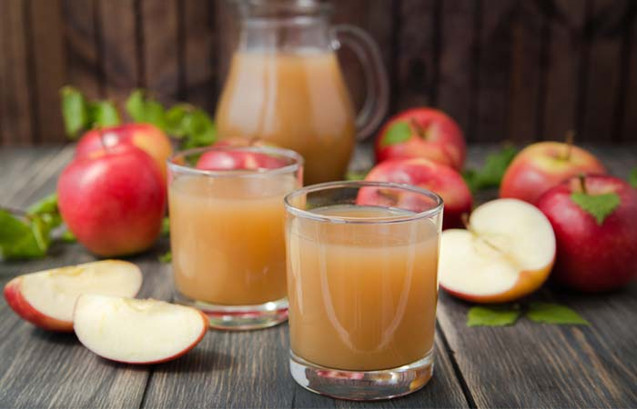 10. Apple Juice