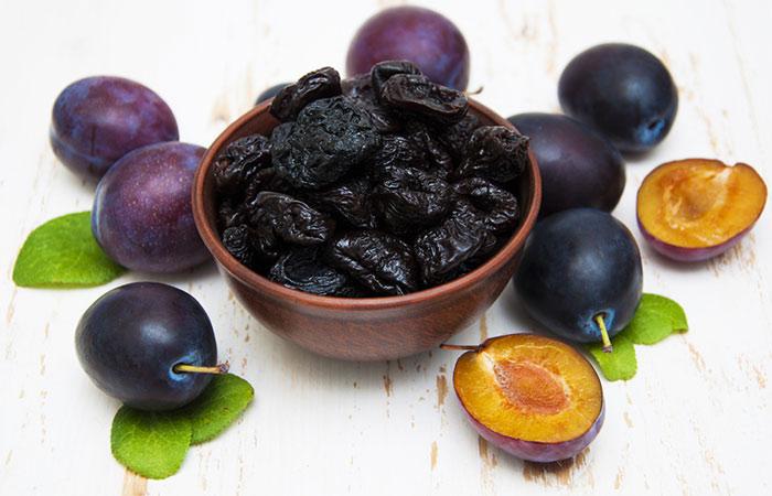 Ulcerative Colitis Diet– Foods To Avoid - Prunes