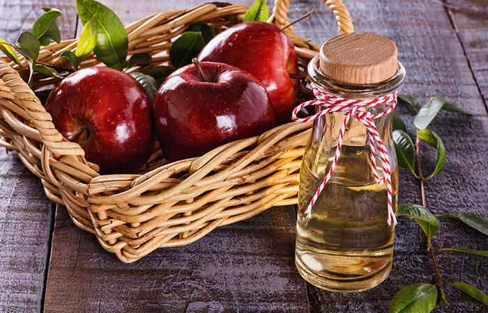11. Apple Cider Vinegar