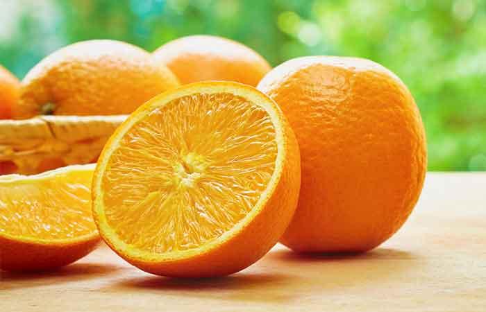2. Oranges