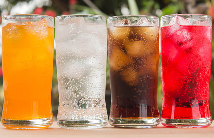 Ulcerative Colitis Diet– Foods To Avoid - Aerated Drinks