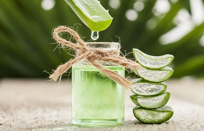 Castor Oil For Eyebrows - Aloe Vera And Castor Oil For Eyebrows