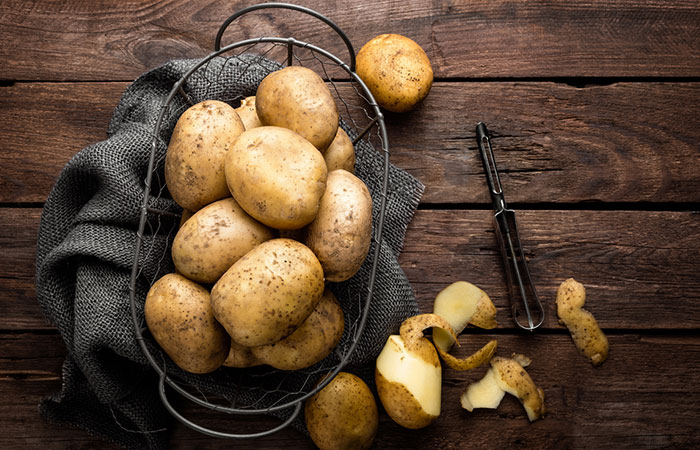 Ulcerative Colitis Diet– Foods To Eat - Potato And Sweet Potato