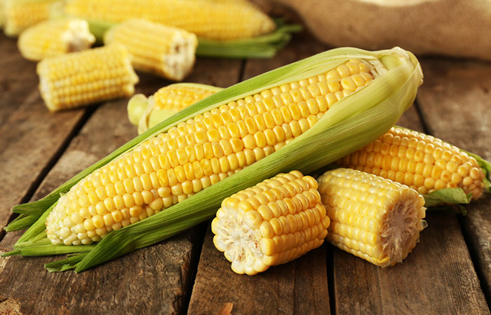 Ulcerative Colitis Diet– Foods To Avoid - Mushroom And Corn