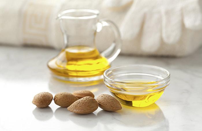 Almond Oil, Lime Juice, And Amla Juice