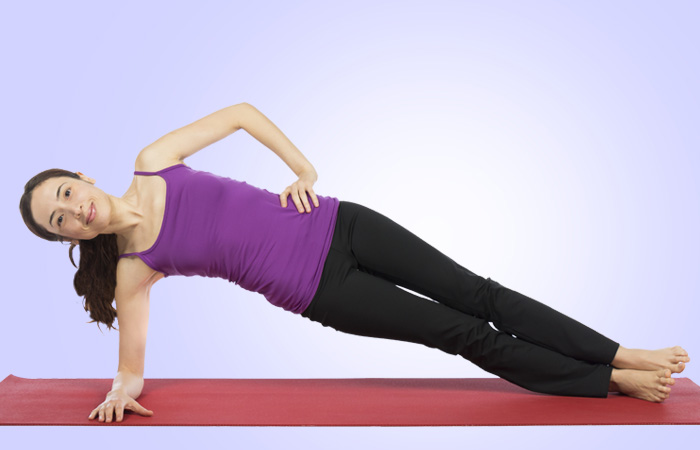 Exercises To Reduce Side Fat - Hip Dips