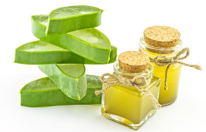 Neem Oil And Aloe Vera