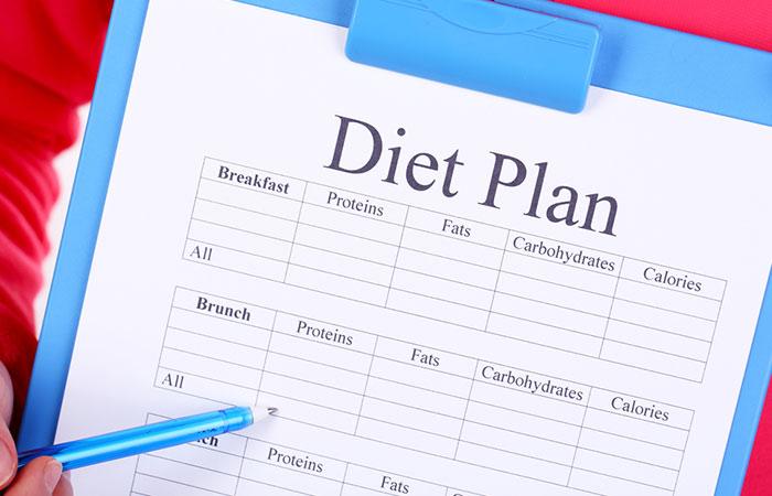 Sample Ulcerative Colitis Diet