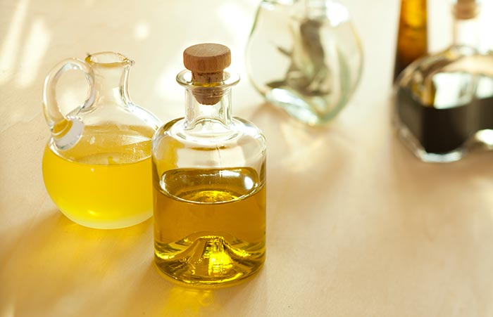 Sesame Oil And Carrot Seed Essential Oil