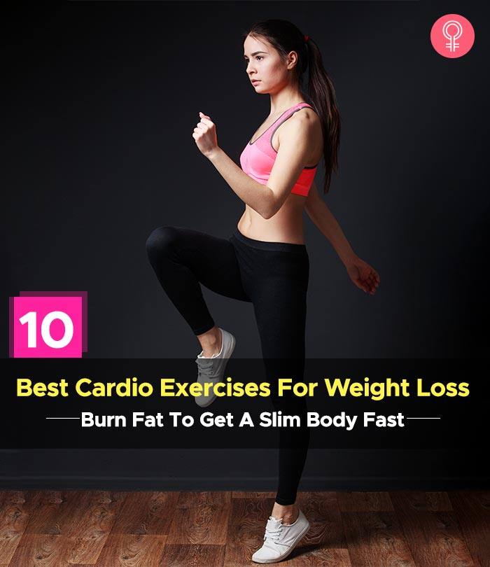 10 Best Cardio Exercises For Weight Loss