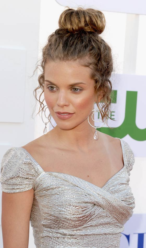 10 Beautiful Updos For Long Curly Hair