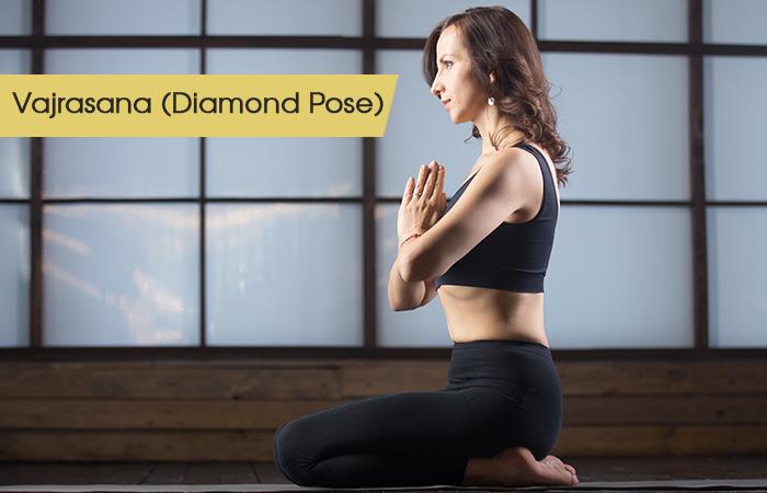 Vajrasana (Diamond Pose)