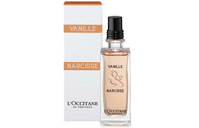 Natural Perfumes For Women - L'Occitane Vanille & Narcisse