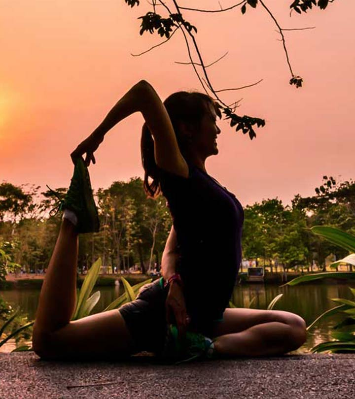 7 Easy Yoga Poses That Will Helps To Cure Hip Pain Quickly