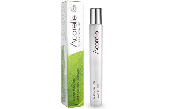 Natural Perfumes For Women - Acorelle Tea Garden