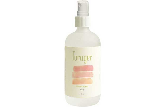 Natural Perfumes For Women - Forager Botanical Flower Water Spray